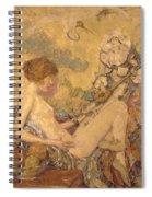 Circe And Anatol 1926 Spiral Notebook