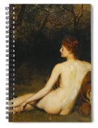 Circe Spiral Notebook