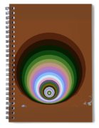 Circle II Spiral Notebook
