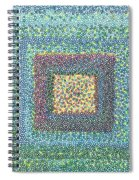 Circles For Peace Spiral Notebook