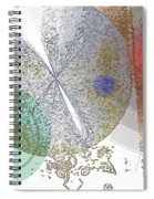 Circles In The Musical Forest Spiral Notebook