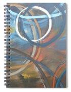 Circles Spiral Notebook