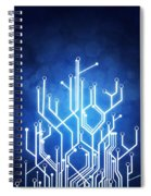 Circuit Board Technology Spiral Notebook
