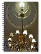 Circular Stairway Sri Lanka Spiral Notebook