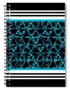 Circularpadronframed Spiral Notebook