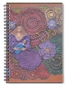 Circulo Mother And Child Spiral Notebook