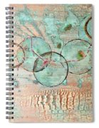 Threads Of Possibility Spiral Notebook