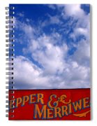 Circus Day Spiral Notebook