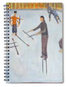 circus I Spiral Notebook