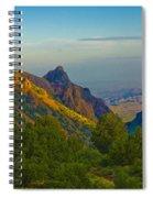 Chiscos Mountain Park Spiral Notebook