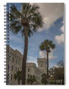 Citadel Grounds Spiral Notebook