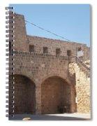 Citadel In Akko Spiral Notebook