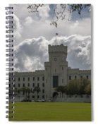 Citadel Military College Spiral Notebook