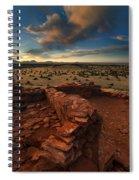 Citadel Walls Spiral Notebook
