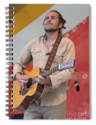 Citizen Cope Clarence Greenwood Spiral Notebook