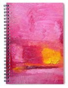 Citrus Blush Spiral Notebook
