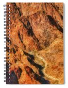 City - Arizona - Grand Canyon - A Look Into The Abyss Spiral Notebook