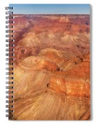 City - Arizona - Grand Canyon - The Great Grand View Spiral Notebook