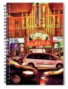 City - Vegas - O'sheas Casino Spiral Notebook