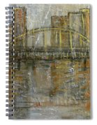 City Bridge Spiral Notebook