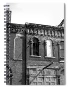 City Decay 1 Spiral Notebook