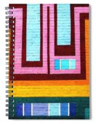 City Eyes Spiral Notebook