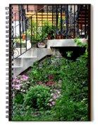 City Garden Spiral Notebook
