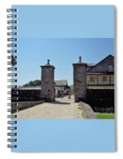 City Gate Of St Augustine Spiral Notebook