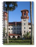 City Hall And Lightner Museum Spiral Notebook
