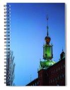 City Hall Tower Spiral Notebook
