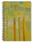 City Icons Spiral Notebook