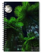 City Nights Spiral Notebook