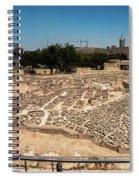 City Of King David Spiral Notebook