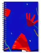 City Of Maisons Spiral Notebook