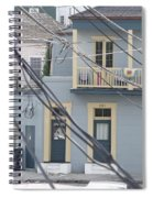 City Of N'awlins Spiral Notebook