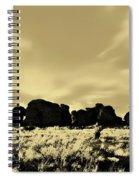 City Of Rocks S Spiral Notebook