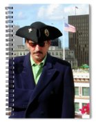 City Pirate Spiral Notebook