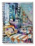 City Road Spiral Notebook
