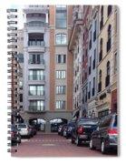 City Scene Spiral Notebook