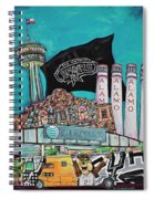 City Spirit Spiral Notebook