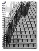 City Stairs II Spiral Notebook