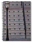 City Stairs Spiral Notebook