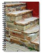 City Steps Spiral Notebook