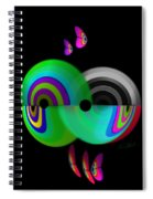 City Under The Sea Spiral Notebook