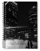 City Walk Spiral Notebook