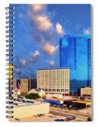 Cityscape 2 Spiral Notebook
