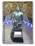 Ciudad Alfaro 12 Spiral Notebook