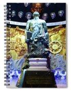 Ciudad Alfaro 8 Spiral Notebook