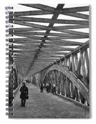 Civil War - Chain Bridge Spiral Notebook
