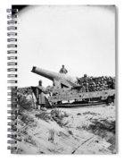 Civil War: Fort Fisher, 1865 Spiral Notebook